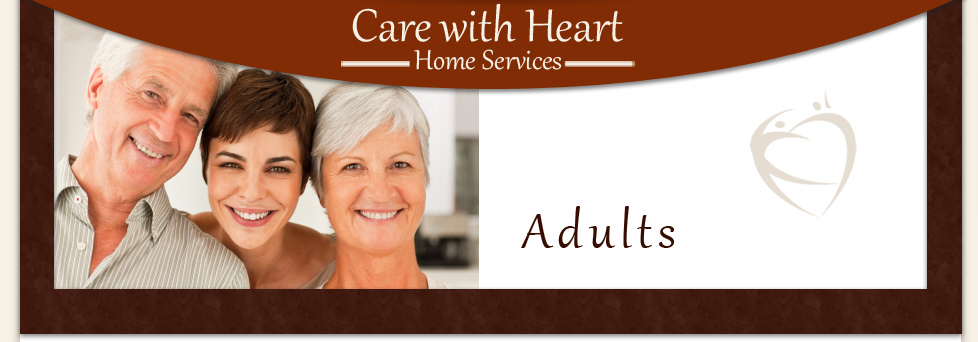 Care With Heart Home Care for Adults